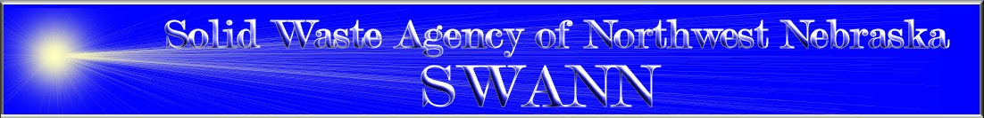 Solid Waste Agency of Northwest Nebraska (SWANN)